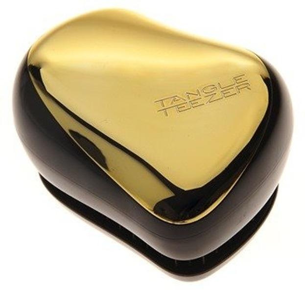 Tangle Teezer Compact Styler Kompaktowa szczotka do włosów Gold Rush