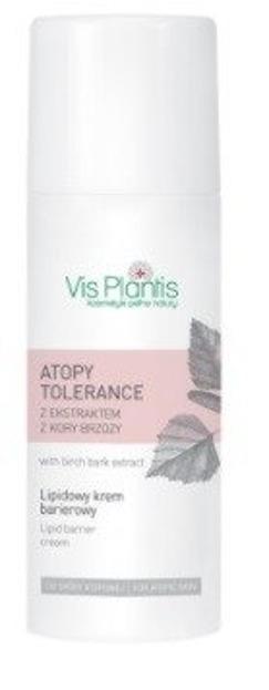 Vis Plantis Atopy Tolerance Lipidowy krem z ekstraktem z kory brzozy, barierowy 150ml
