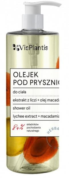 Vis Plantis Olejek pod prysznic liczi, macadamia 300ml