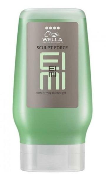 Wella EIMI Sculpt Force Flubber Gel Żel nabłyszczający do włosów 125ml