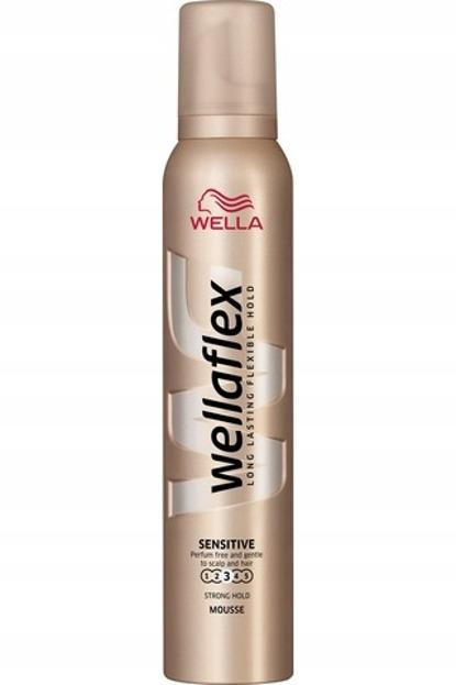 Wella Wellaflex Sensitive Pianka do włosów 200ml