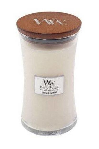 WoodWick świeca duża Smoked Jasmine 610g