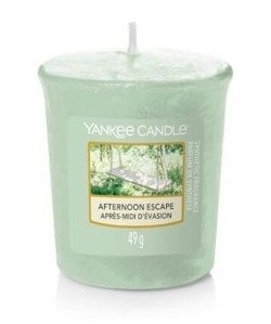 Yankee Candle Sampler Świeca Afternoon Escape 49g