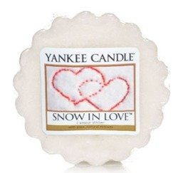 Yankee Candle Wosk Snow In Love