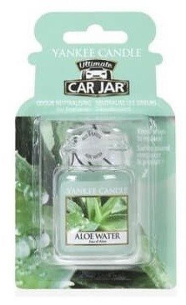 Yankee Candle car jar Ultimate Odświeżacz samochodowy Zawieszka słoik Aloe Water 1szt.
