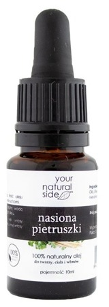 Your Natural Side Olej nasiona pietruszki 10ml
