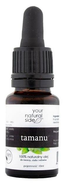 Your Natural Side Olej tamanu nierafinowany (antybakteryjny) 10ml