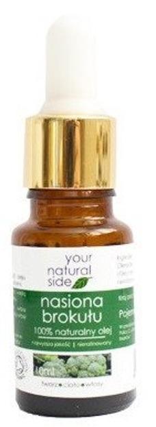 Your Natural Side Olej z nasion brokułu nierafinowany 10ml