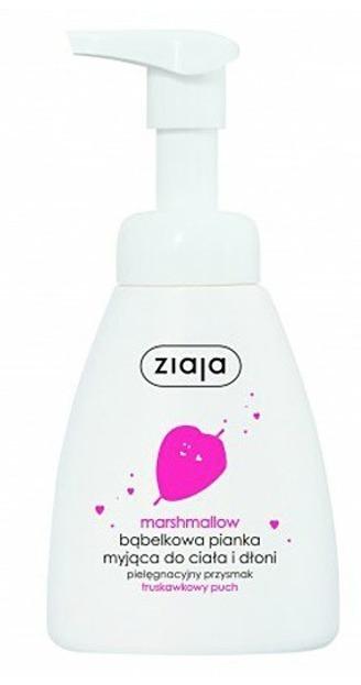 Ziaja Marshmallow Bąbelkowa pianka myjąca 250ml