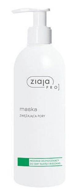 Ziaja Pro- Maska zwężająca pory, 270 ml