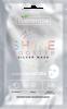 Bielenda Shine Booster Silver Mask Srebrna maska do twarzy w płachcie 1szt