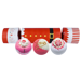 Bomb Cosmetics Zestaw upominkowy w kształcie cukierka Father Christmas